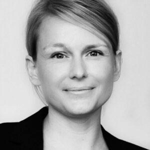 Portrait Kirstin Schuster, BWSR